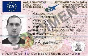 Driving Licence Categories and Minimum Ages | CyprusDriving